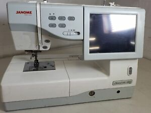 Janome Memory Craft 11000 Sewing and Embroidery Machine $825.00