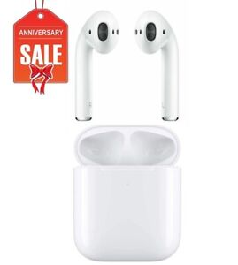 Genuine Apple AirPods 2nd Gen Left Right or Both or Wireless Case Replacement $20.85