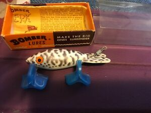New old stock vintage bomber Lure #455