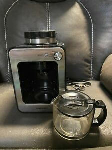 Chefman Grind and Brew 4 Cup Coffee Maker and Grinder FREE SHIPPING
