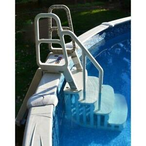 Main Access Smart Step 4 Step Entry for 48quot; 54quot; Pool Walls 200600T 200600T