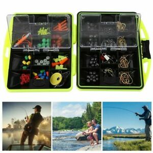 Outdoor Fishing Tackle Set Fishing Supplies Fishing Accessories Kit