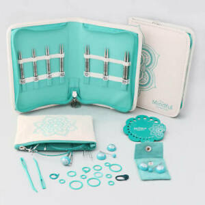 Knitter#x27;s Pride Mindful THE KINDNESS SETS INTERCHANGEABLE NEEDLE SETS 4quot; $99.95