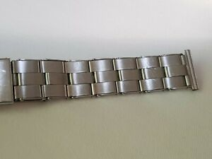 Rare Oyster Gay Freres Bracelet for Rolex Bubbleback 2940 Centregraph 175mm $2500.00