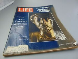 Life Magazine June 3 1966 Ceasars cover Negro Leaders about Civil Rights $5.00