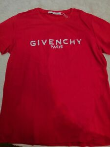 Authentic Givenchy T shirt size XL in perfect condition $139.90