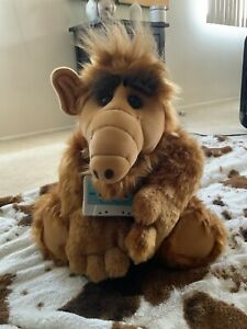 *TESTED WORKING * 1987 COLECO TALKING ANIMATRONIC STORY TELLING ALF DOLL $75.00