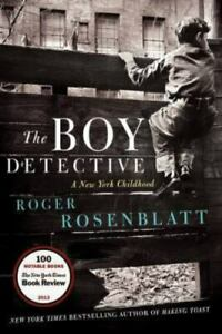 The Boy Detective: A New York Childhood $19.95