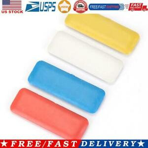 4pcs Colorful Erasable Tailors Chalk Fabric Patchwork Marker Sewing Tool $7.05