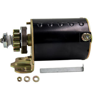 Starter for John Deere Tractor Lawn Sabre 1742HS for Briggs amp; Stratton 17HP 1998 $42.67