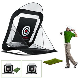 Golf Practice Cage Driving Net Training Aid For Outdoor Sporting Goods