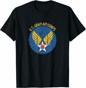 NEW LIMITED Vintage Army Air Corps T Shirt $16.99