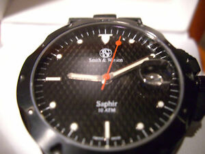 SMITH & WESSON MENS WATCH NEW WOW!!!!