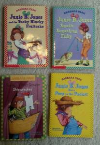 Barbara Park book lot 4 books