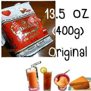 FREE SHIP ORIGINAL THAI ICED MILK TEA Ceylon powder Number One Brand 400g