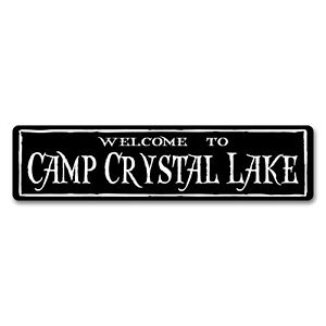 WELCOME TO CAMP CRYSTAL LAKE (Friday the 13th) 6