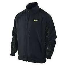 Nike kobe bryant dry fit neo terry jacket size M blackneon brand new with tags