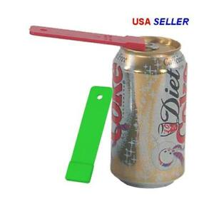Soda Can Tab Opener Set of 2 Beer Ring Top Drink Beverage Lifter FREE SHIP $8.50
