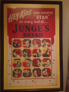 1950 Bread For Energy Uncut Sheet - Wow - Marciano Fulks Etc. - Junges Bread