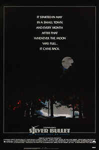 Silver Bullet (1985) Movie Poster
