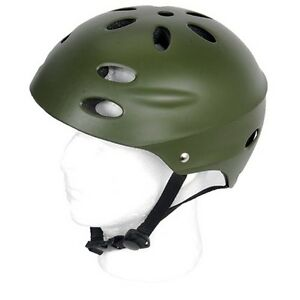 Lancer tactical CA-335 Airsoft Air Force Recon Helmet Vented Head Protection OD