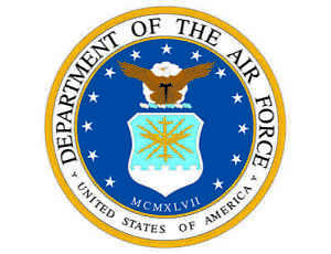 UNITED STATES AIR FORCE Vinyl Decal / Sticker ** 5 Sizes **