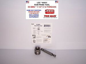 90901 * LEE CLASSIC CAST SINGLE STAGE PRESS * RAM PRIME TOOL * 50 BMG * NEW!