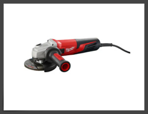 Milwaukee® 6117 33 5quot; Small Angle Grinder Slide Lock On 13A 11000 RPM $139.99