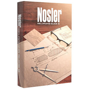 New 7th Edition Nosler Reloading Guide Manual Handbook Step by Step Information