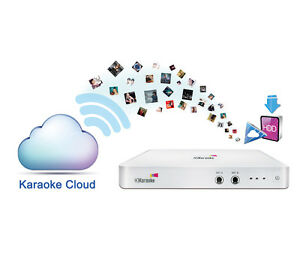 HDK Box 2.0 Streaming Karaoke Machine Supports iPadiPhoneAndroid Apps Control