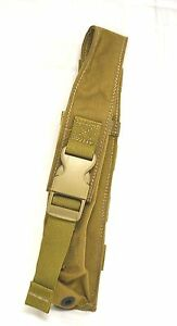 London Bridge Trading Co. Modular Pop Flare MOLLE Pouch in Coyote tan