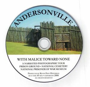 A tour of Andersonville Prison $11.00