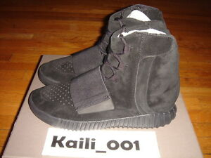 Adidas Yeezy Boost 750 BLACK BB1839 350 Grey Originals Kanye Turtle PB MR C