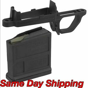 Magpul Bolt Action Magazine Well for Remington 700 Hunter Stock AICS MAG497 BLK