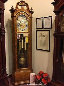 The Last Herschede Hall Clock Grandfather
