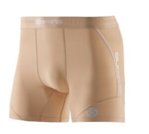 Skins DNAmic Mens Shorts (Flesh) + FREE AUS DELIVERY  BUY NOW!