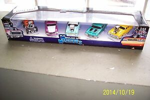 5 pack too hot collectible 1 64 ford coupe belair