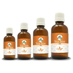 100% NATURAL TEA TREE  ESSENTIAL OIL (Aromatherapy) from 15ML to 1000ML
