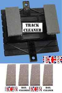 new g scale 45mm gauge track cleaner pads