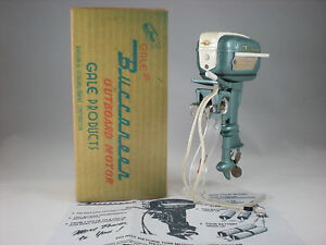 k o 1957 gale buccaneer 25hp toy outboard
