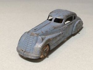 original tootsietoy jumbo series streamline