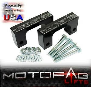 2 Front Leveling lift kit for Chevy Silverado 2007 2019 GMC Sierra GM 1500 LM $26.88