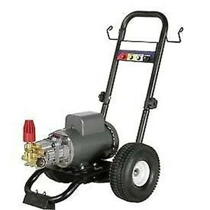 CSA Approved - 1100 PSI - 1.5 HP - 110 Volt Electric Pressure Washer