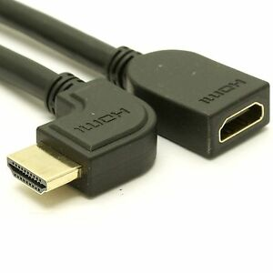 Right Angle HDMI Extension $9.95