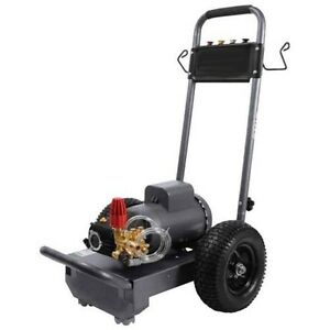 PRESSURE WASHER - Electric - Commercial - 5 Hp - 230460V - 2000 PSI - 3.5 GPM
