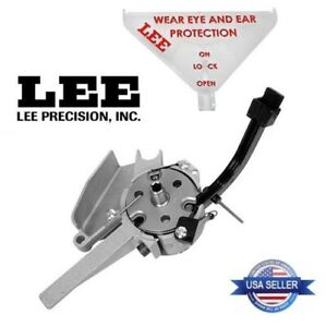 Lee Pro 1000 Shell Plate Carrier # 2 (45 ACP  308 Win) # 90645 New!