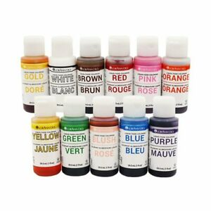 Liquid Food Coloring 1 oz LorAnn Choose from 12 Different Colors Frosting Baking