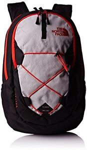 The North Face Jester Backpack TNF BlackFiery Red Size One Size