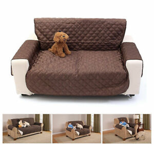 Waterproof Sofa Cover Couch Chair Loveseat Slipcover Furniture Protector Pet Mat