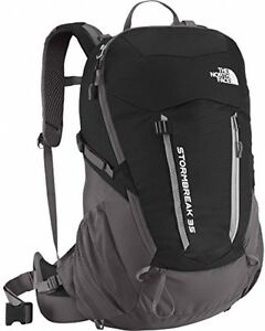 The North Face Stormbreak 35 Pack TNF Black  Monument Grey OS